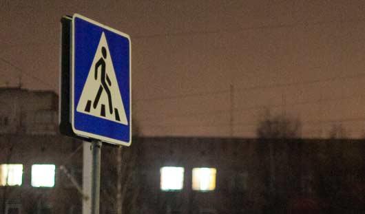Пешеходные переходы по улице Пушкинской в Ижевске получат дополнительную подсветку