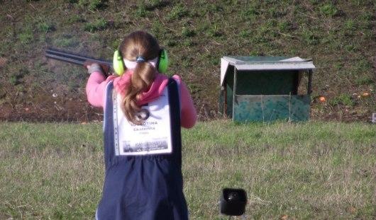 Юная спортсменка из Удмуртии выиграла «золото» на Первенстве России по стендовой стрельбе