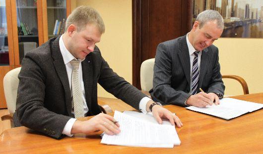 Сбербанк подписал соглашение с агентством инвестиционного развития Удмуртии