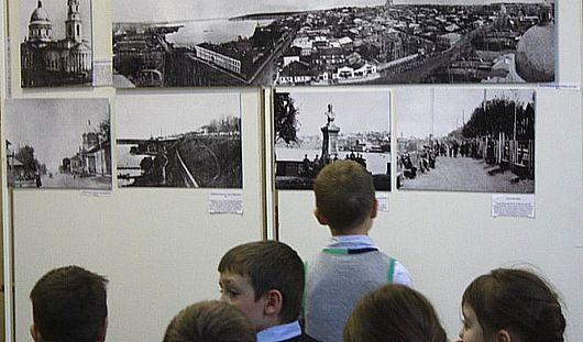 Школьникам Ижевска расскажут историю города с помощью уникальных фотографий