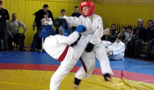 4 спортсмена из Удмуртии попали на Первенство России по рукопашному бою