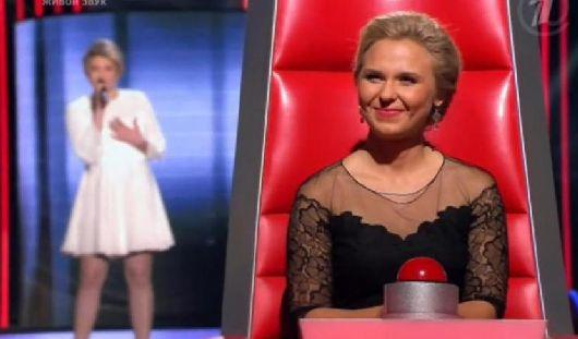 На шоу «Голос-2» выступает 20-летняя ижевчанка
