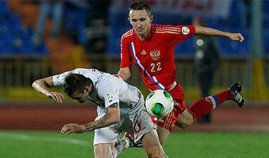 Люксембург испугался сборной России по футболу