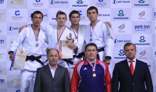 Дзюдоист из Удмуртии выиграл «серебро» на чемпионате России