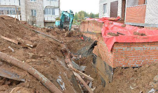 Погибших строителей под завалами в Ижевске могло быть трое