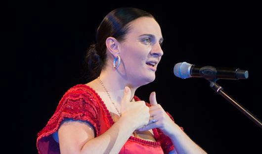Елена Ваенга назвала концерт в Ижевске особенным