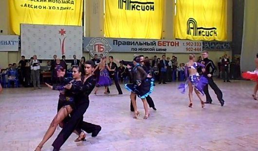 «Ростелеком» покажет on-line открытое первенство Ижевска по танцевальному спорту