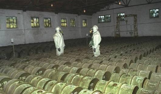 В Кировской области предотвращен теракт на складе химоружия