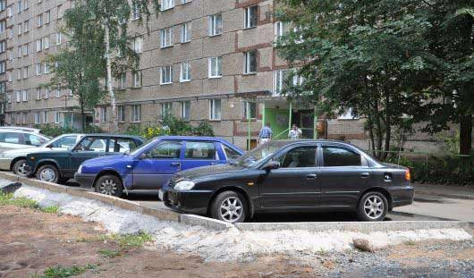 В Ижевске назвали места строительства 8 многоуровневых паркингов