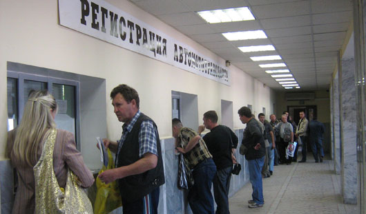 Владельцам транспорта в Удмуртии разрешили сохранять старые номера