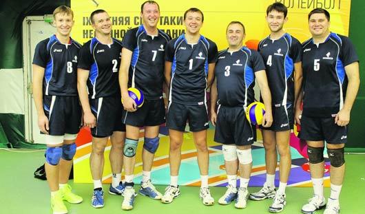 Спортивная сборная «Удмуртнефть» вернулась с победами с 9-й Летней спартакиады НК «Роснефть»