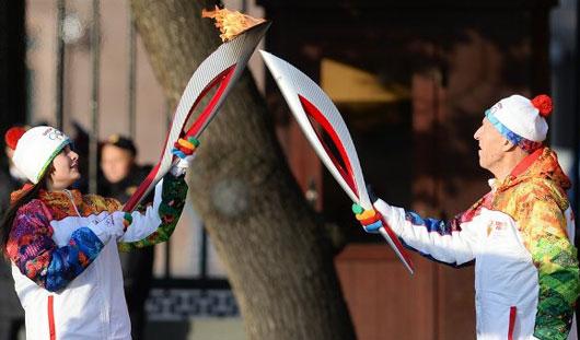 Стал известен полный маршрут эстафеты Олимпийского огня в Ижевске