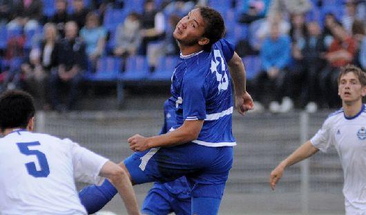 Матч между футболистами из Ижевска и Челябинска закончился нашей победой