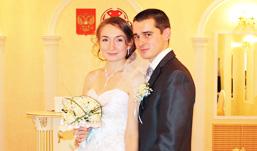 Ижевские молодожены: На выкупе не угадал длину косы невесты