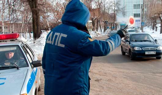В начале ноября гаишники будут «охотиться» на пьяных водителей