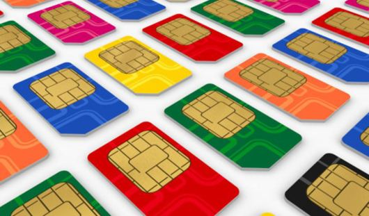 Госдума запретила продажу сим-карт с рук