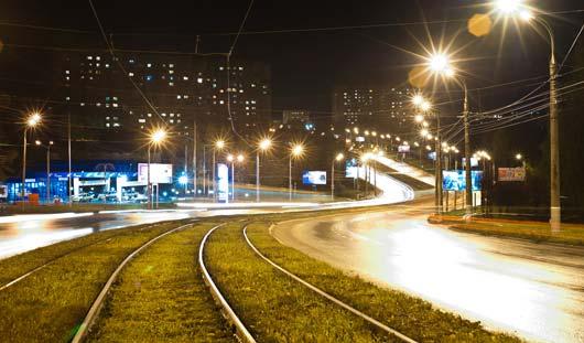 Как ижевчанам добиться включения фонарей на своей улице?