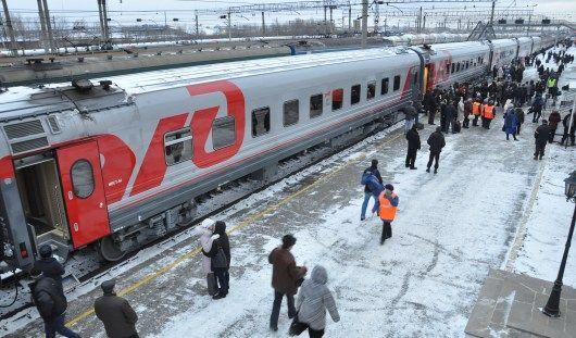 В ноябрьские праздники ижевчане смогут уехать в Москву на дополнительном поезде
