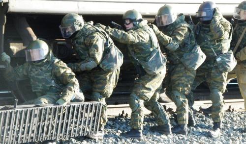 Фотофакт: в Удмуртии прошли контртеррористические учения