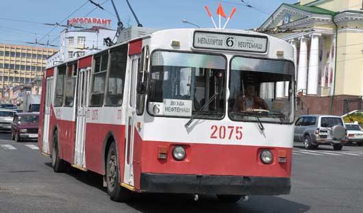 В Ижевске в городок Металлургов временно не будут ходить трамваи и троллейбусы