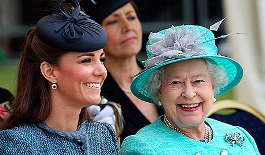 Кейт Миддлтон и принц Уильям ждут второго ребенка