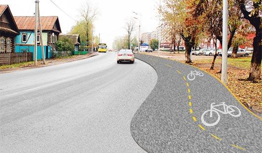 Какие дороги отремонтируют в Ижевске в следующем году?