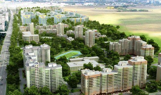 За 2011-2015 годы в Удмуртии построят около 3 миллионов квадратных метров жилья