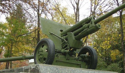 Одному из самых «воинственных» памятников Ижевска исполняется 45 лет