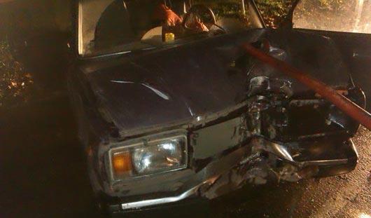 «Налетевший» в Ижевске на трубу водитель в день смерти получил повестку из военкомата