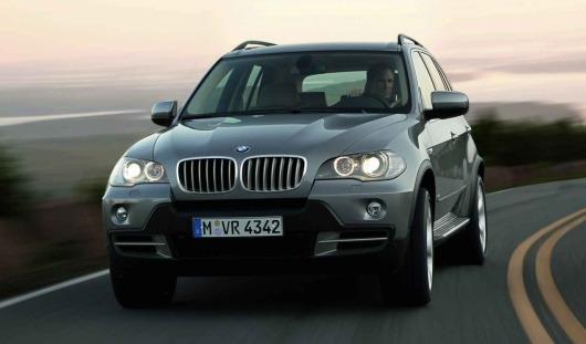 В Удмуртии полицейские нашли «BMW X5», угнанный из Германии