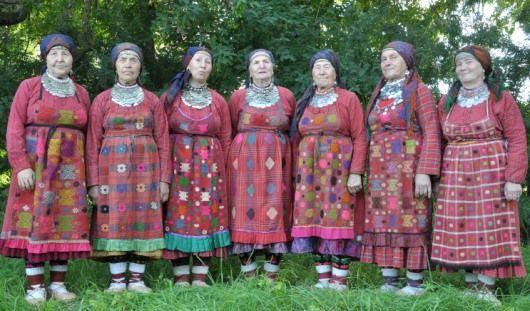 «Бурановские бабушки» попали на Доску почета Удмуртии