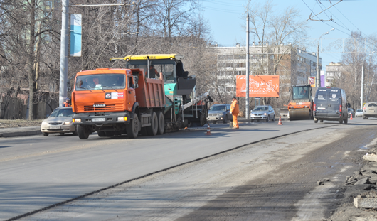 Движение по улице Пастухова в Ижевске закрыто до 25 ноября
