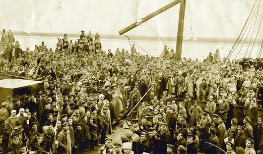 Ижевско-Воткинское восстание: как дивизия Азина «штурмовала» наш город