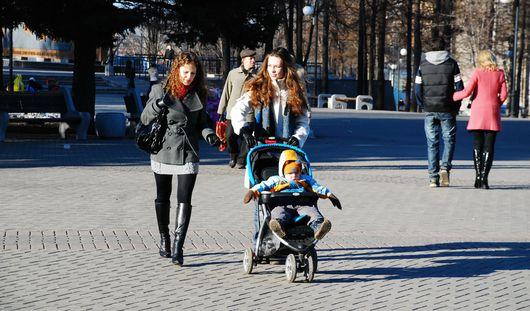 Погода в Ижевске продолжает бить температурные рекорды