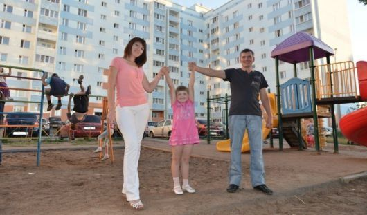 В Удмуртии 5500 молодых семей получили квартиры на льготных условиях