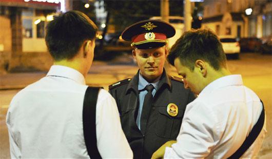 Как сейчас в Ижевске работает «комендантский час»?