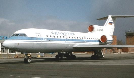 Самолет из Ижевска аварийно приземлился в московском «Домодедово»