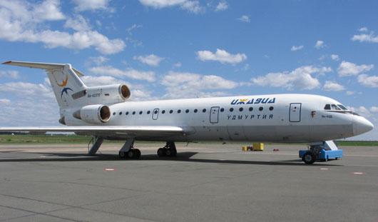В «Ижавиа» опровергли информацию об аварийной посадке самолета