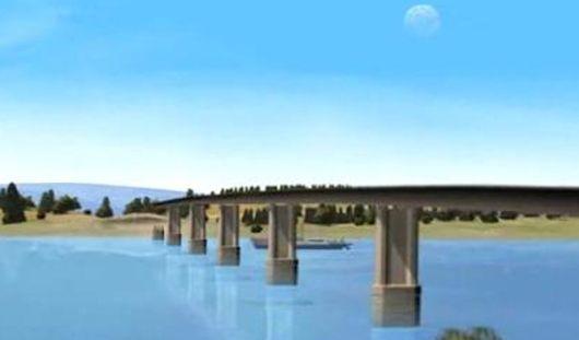 Удмуртия оплатит только 10 процентов стоимости будущего моста через Каму