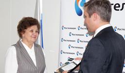 «Ростелеком» наградил в Оренбурге 900-тысячного участника программы лояльности