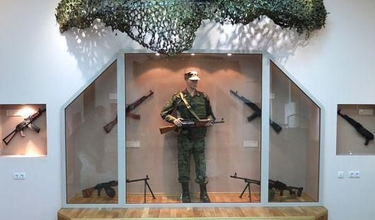 Музей имени Михаила Калашникова откроют ко дню рождения оружейника в его родном селе