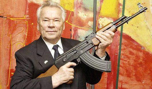 Ижевскому оружейнику Михаилу Калашникову исполнилось 94 года