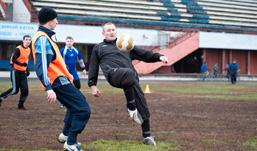 «Ростелеком» в Удмуртии провел cпартакиаду для сотрудников
