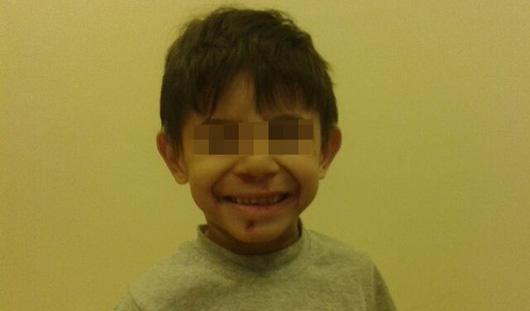 Полураздетый ребенок пришел в один из офисных центров Ижевска в поисках мамы