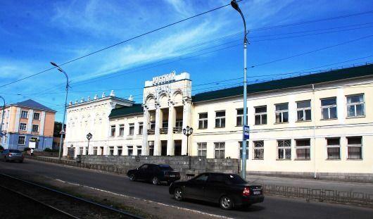 В Ижевске на месте бывшего драмтеатра построят новый автовокзал?