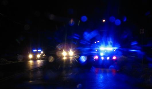 Полицейский из Удмуртии ночью задавил лежавшего на дороге мужчину