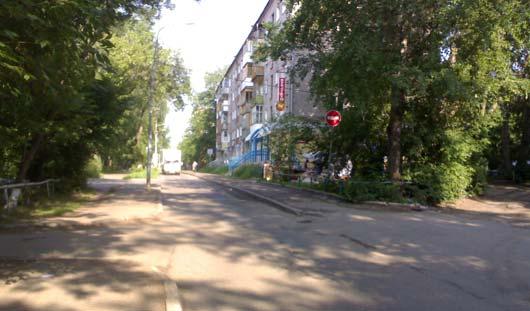 Переулок Широкий в Ижевске реконструируют