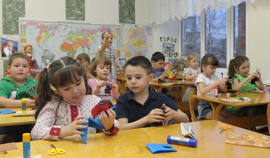 В Ижевске открыли сразу два новых детских сада