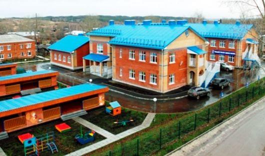 В Сарапульском районе Удмуртии появился новый детский сад на 150 мест