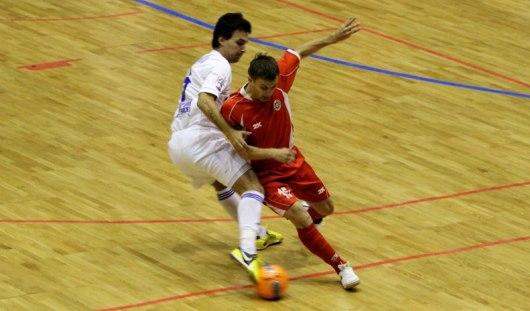 Глазовский мини-футбольный клуб «Прогресс» потерпел разгромное поражение в Екатеринбурге